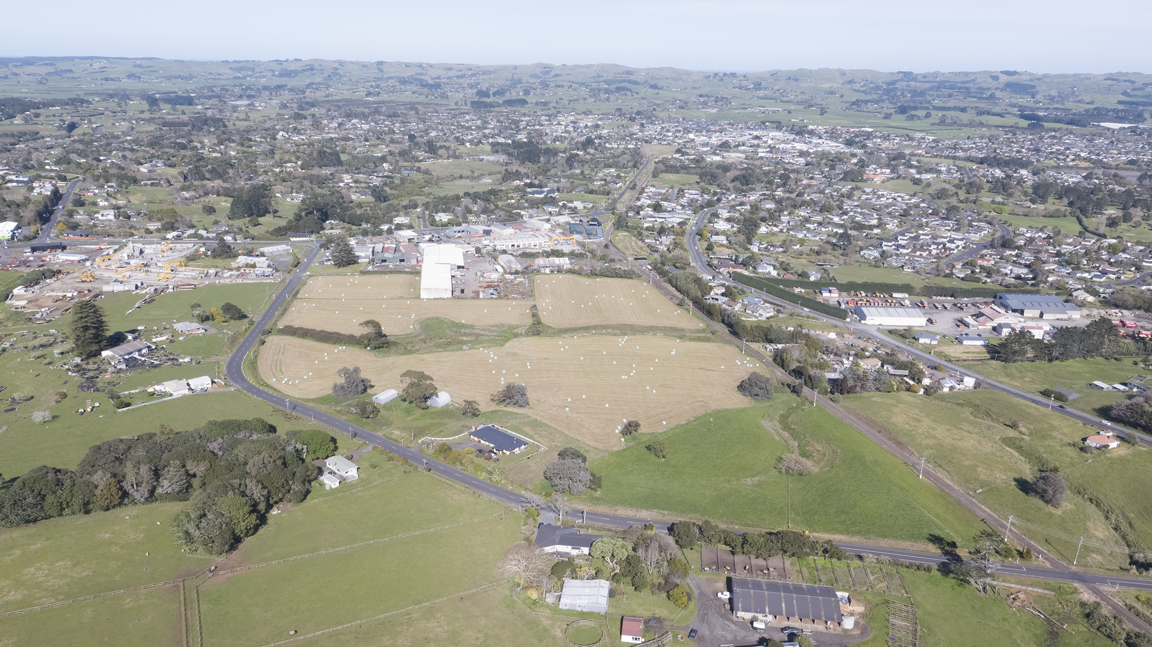 Fernleigh Industrial Aerial