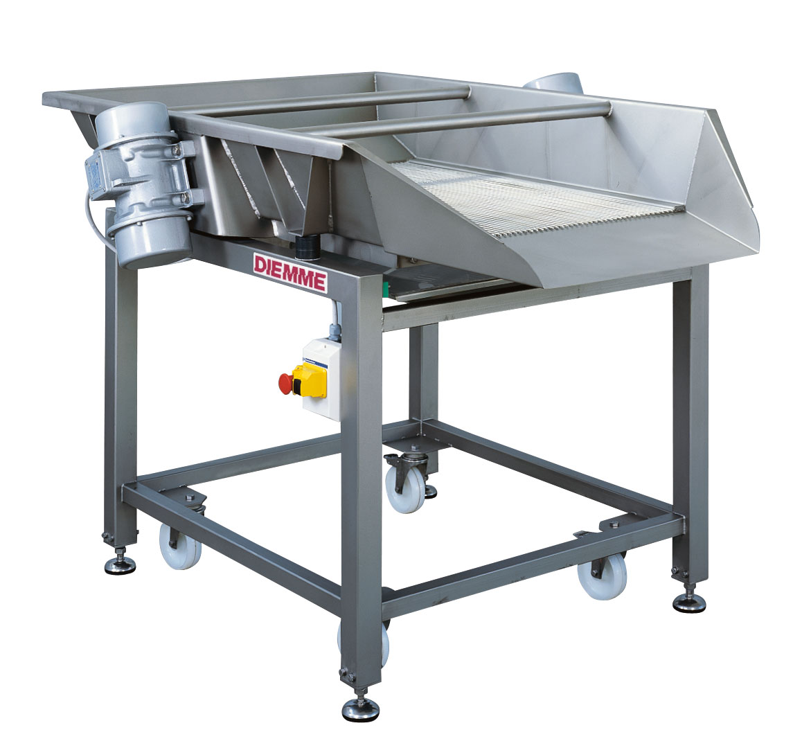 Diemme Kappa grape sorting equipment