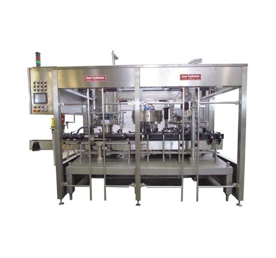 bertolaso corker and capper machines