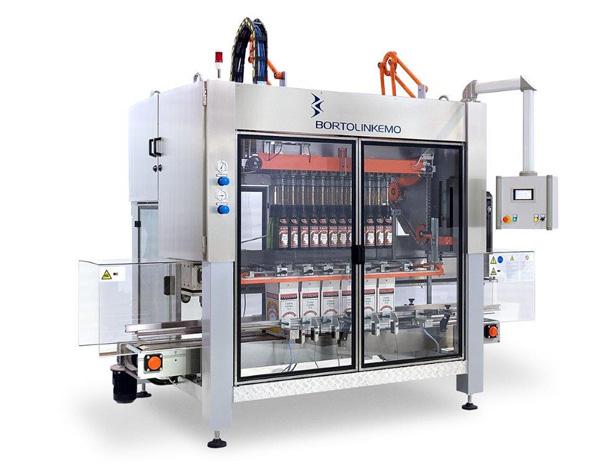 Bortolinkemo case packing equipment
