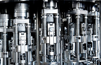 Packaging equipment by Bertolaso and other premier European suppliers