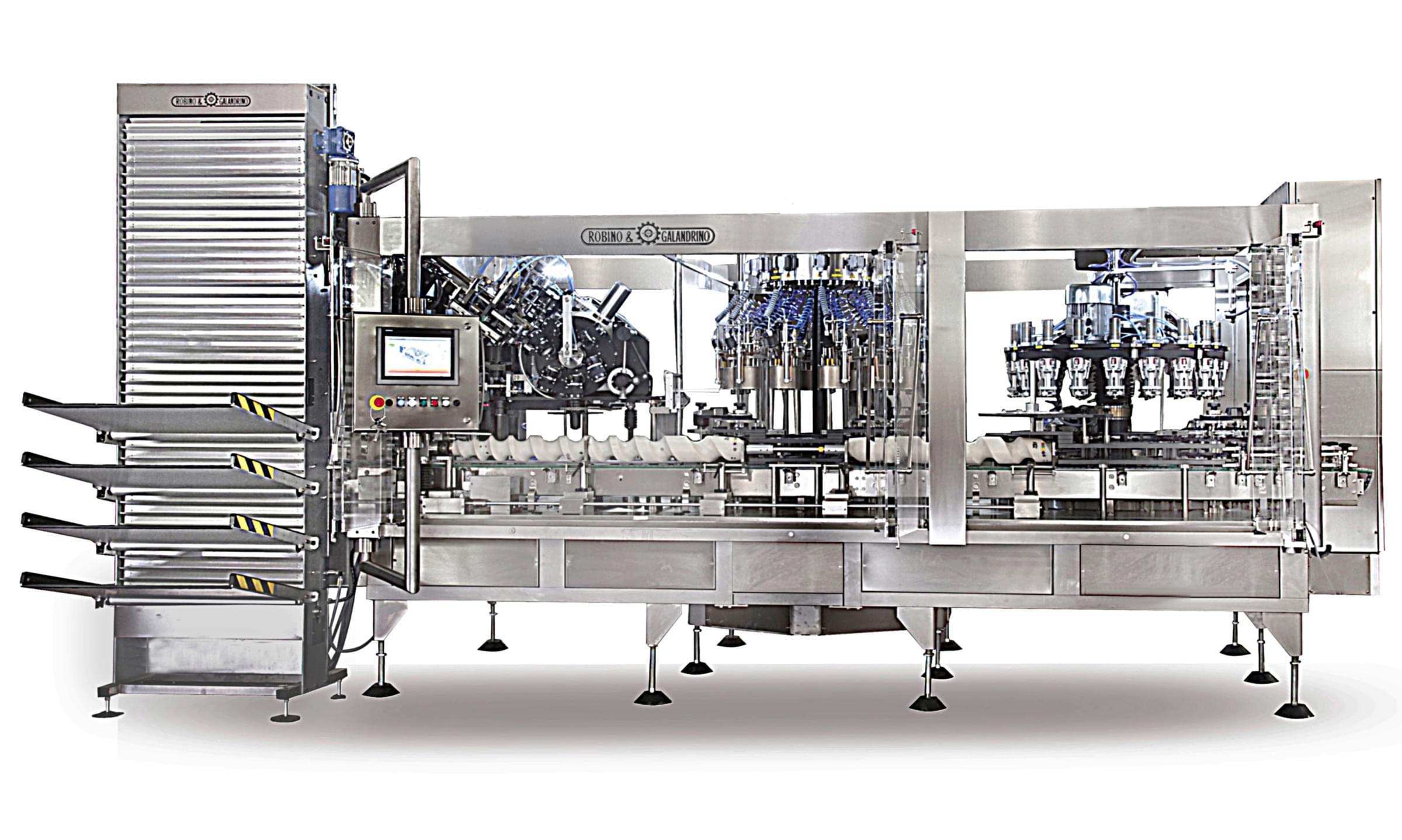 Robino & Galandrino capsuling equipment
