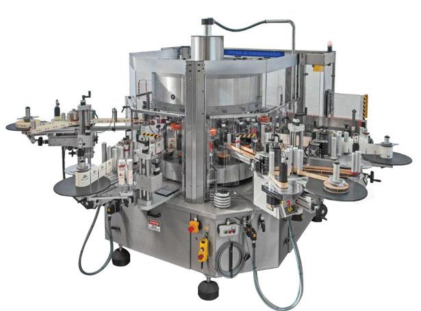 Cavagnino & gatti labeler equipment
