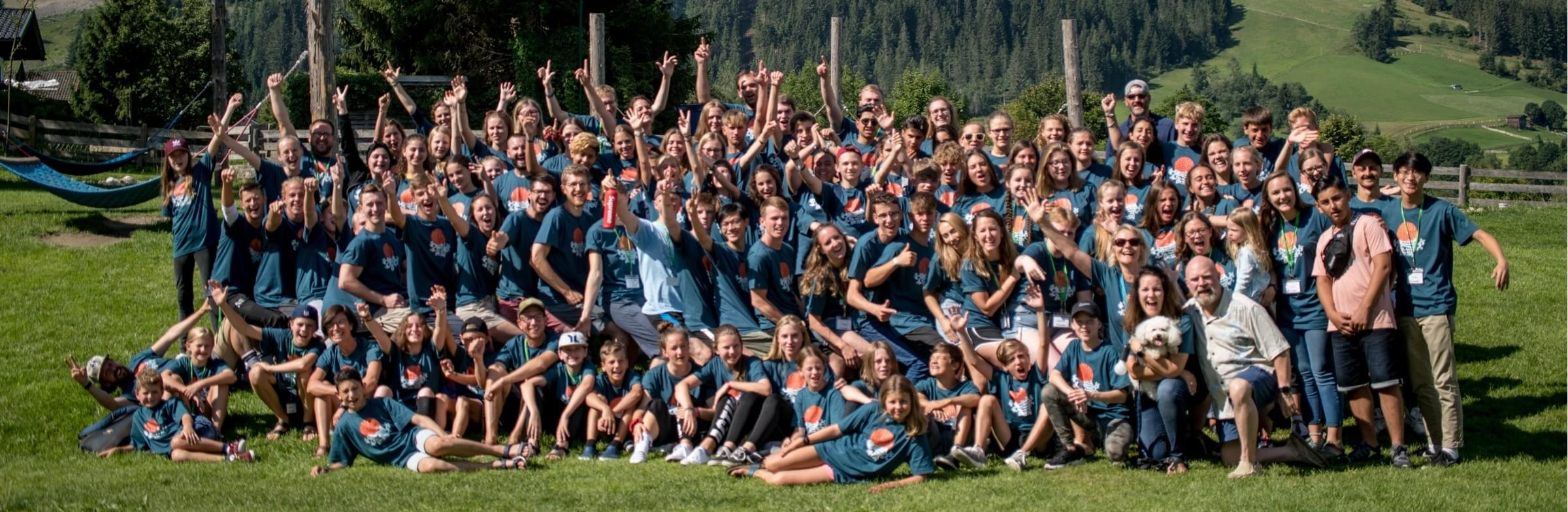 Young Life Sommercamp in Österreich