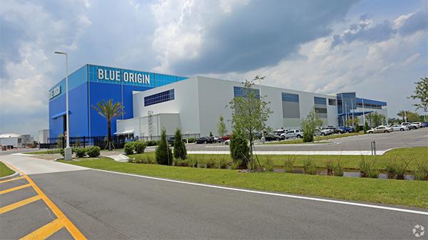 Blue Origins