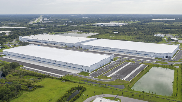 Key Logistics Center
