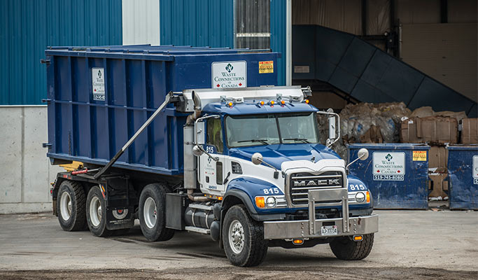 Roll Off Dumpster Rental Waste Connections Canada