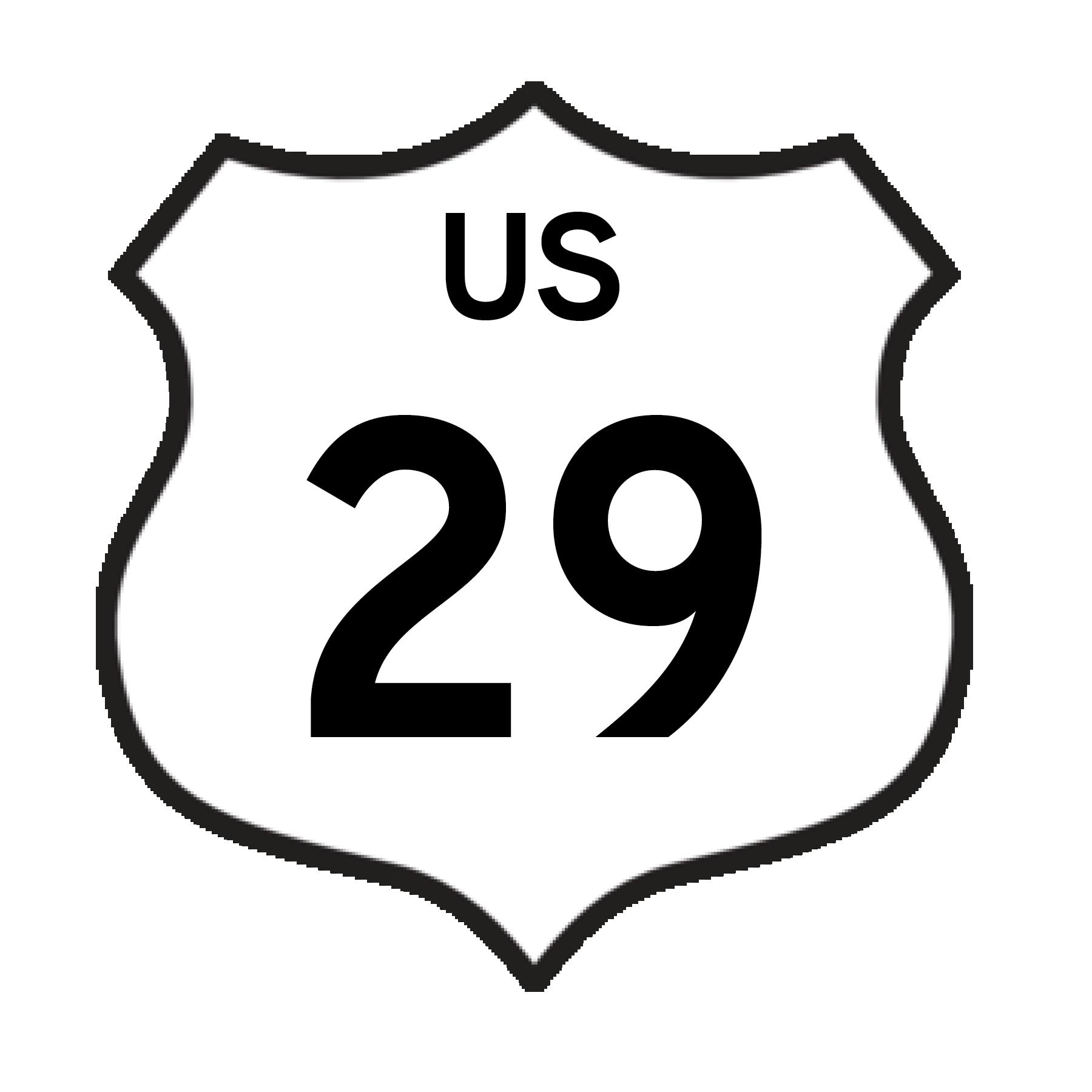 US Hwy 29
