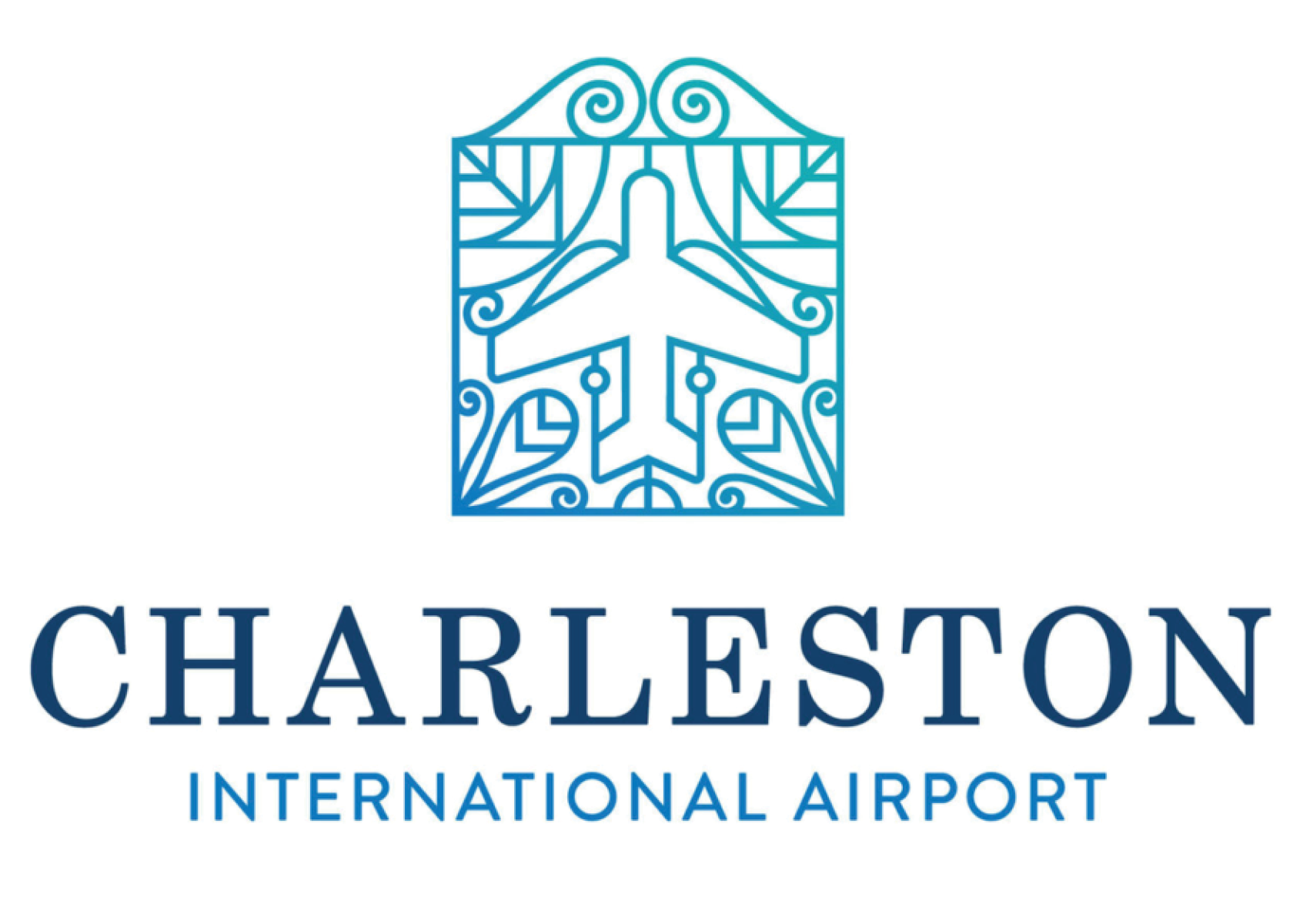 Charleston Airport Logo