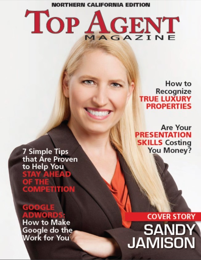 Sandy Jamison | Top Agent Magazine