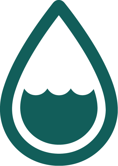 A liquid icon