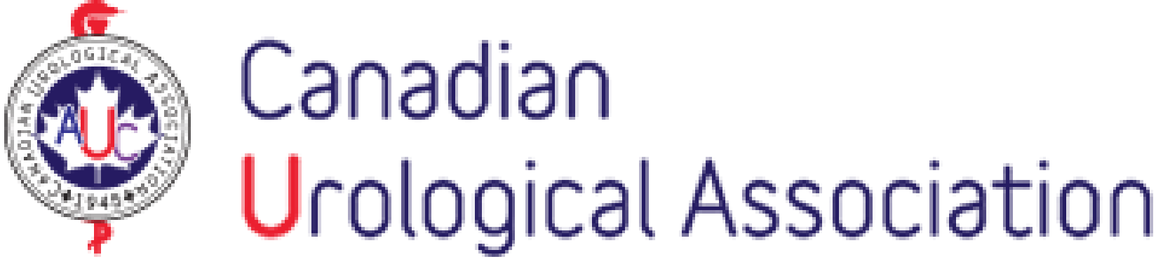 The logo for the Canadian Urological Association