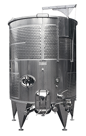 albrigi stainless steel tanks for wine, beverage, food and pharmaceutical industries