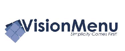 VisionMenu Logo