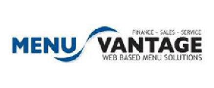 Menu Vantage Logo