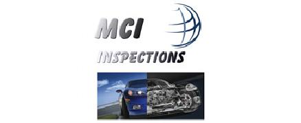 MCI Inspections Logo
